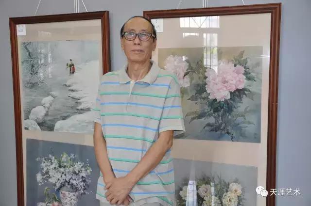 天津市文物公司 喜迎十九大 共圆中国梦 公益绘