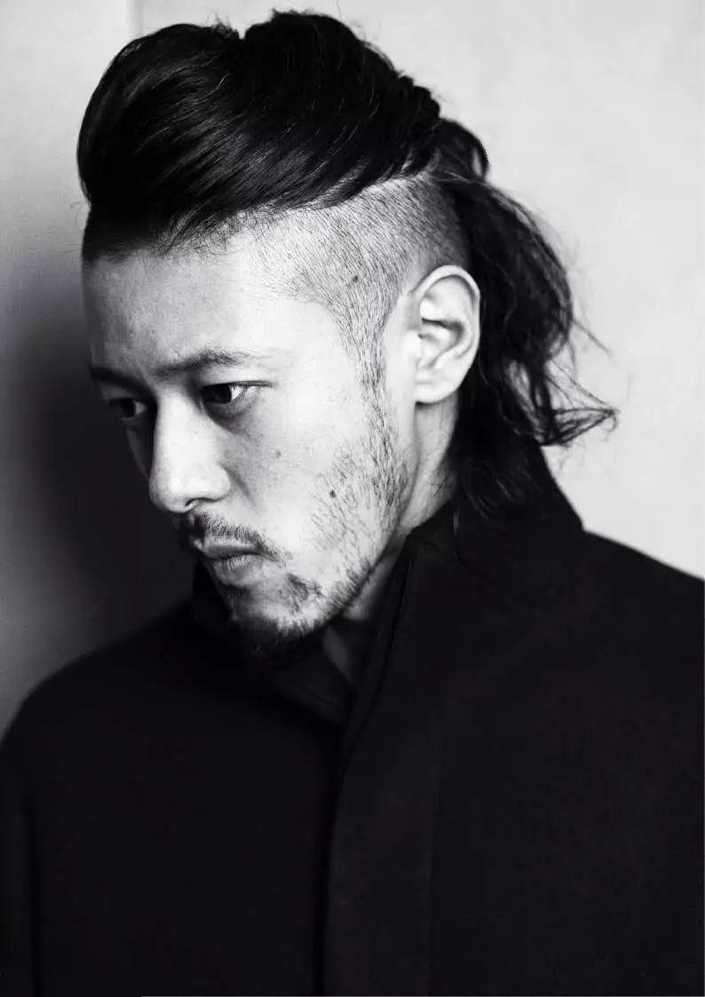 发型丨男人留长发没什么不可以,只要你会打理