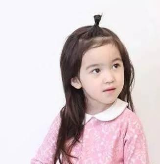 五款简单又可爱的儿童编发扎发就完成了,给你的公主女儿扎一下吧