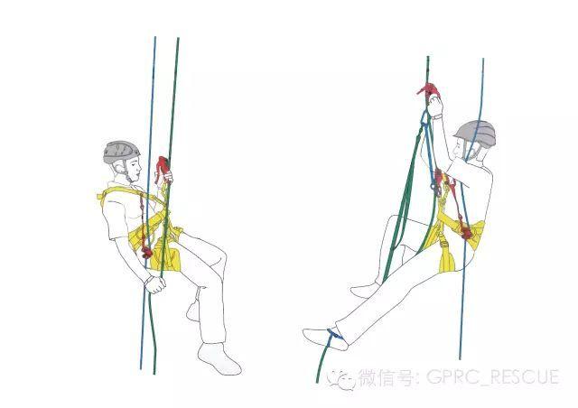 高空作业坠落保护安全绳生命线