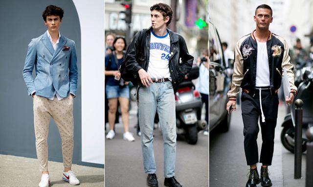 不洗澡时尚搭配—6种修饰身材比例技巧,让男生看起来更高更帅