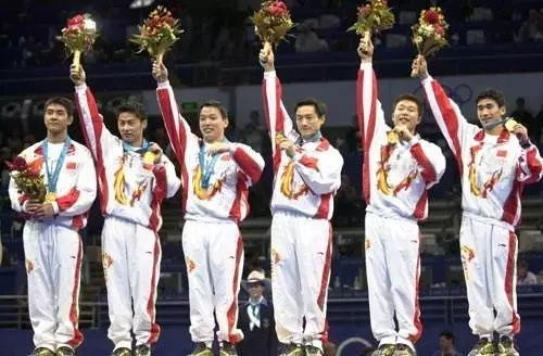 历史上的今天中国体操队首获奥运团体金牌