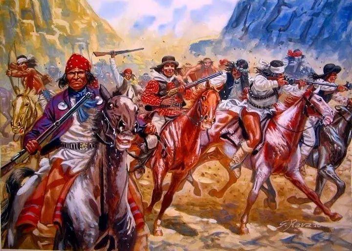 印第安人恨美国人_美国杀死了多少印第安人?