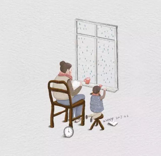 让孩子过早懂事, 是种残忍的教养