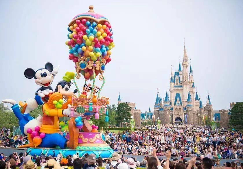 盘点东京11个必去的主题乐园,不单单只有迪士尼!