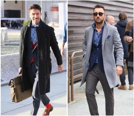 不洗澡时尚—男士冬天搭配这4种风格服装,能让女神们心血来!