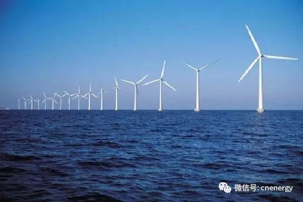 关注英国海上风电价格首次低于核电
