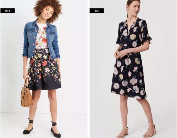 在什么场合穿什么样的衣服, 是最时尚的搭配
