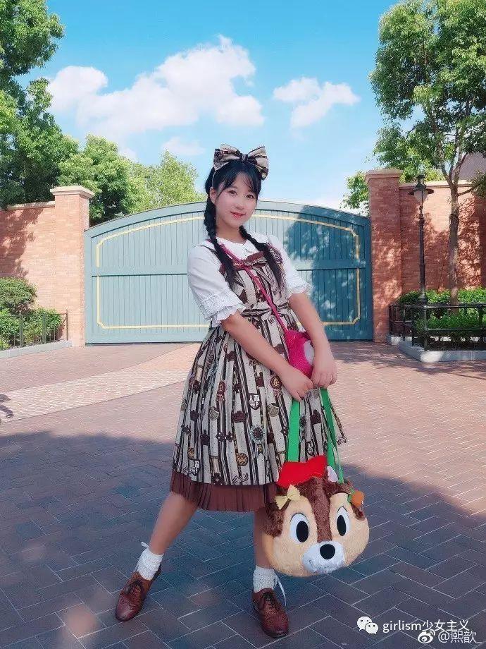 【搭配推荐】Lolita每日穿搭(2017.9.19)