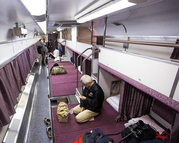 盘点各国火车卧铺,南美卧铺简直就是五星级酒店!