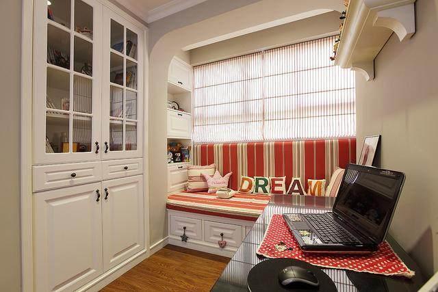 167㎡现代美式,奢华优雅电视背景墙太实用了!