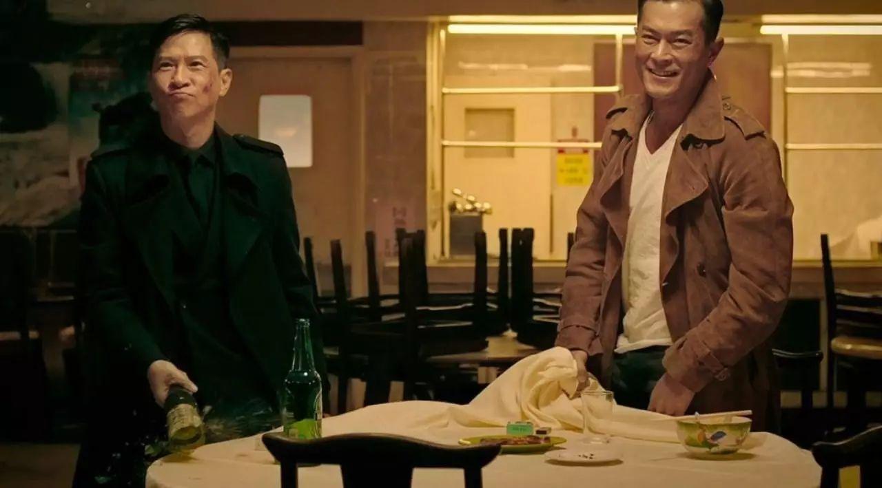 《使徒行者2》煲剧前必看懒人包 周柏豪和苗桥伟究竟