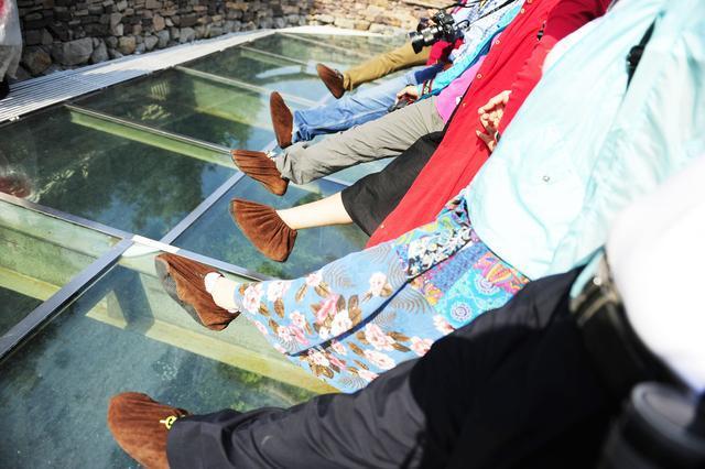十一黄金周去哪玩,太行旅游全攻略,来河南看中国最美大峡谷! - 淡雅~如菊 - 淡雅`如菊 ⌒_⌒ 爱摄影 爱生活