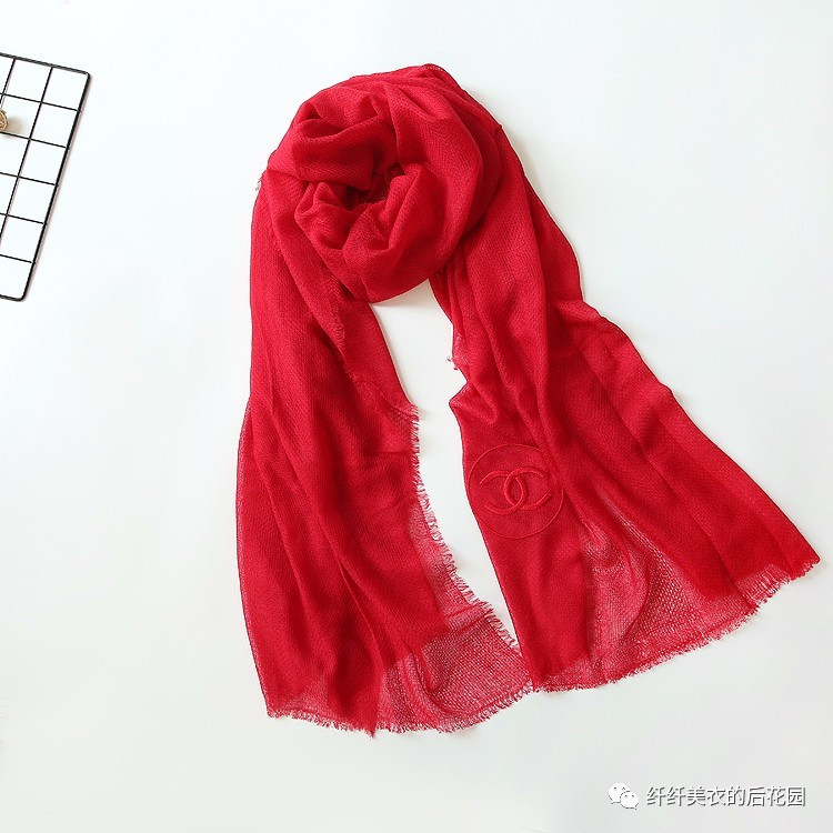 围巾织法图解 步骤