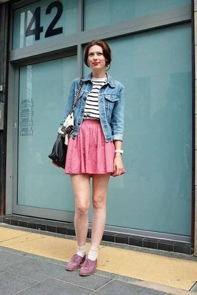 各个年龄女性的穿衣搭配法则!让你一直时髦下去!