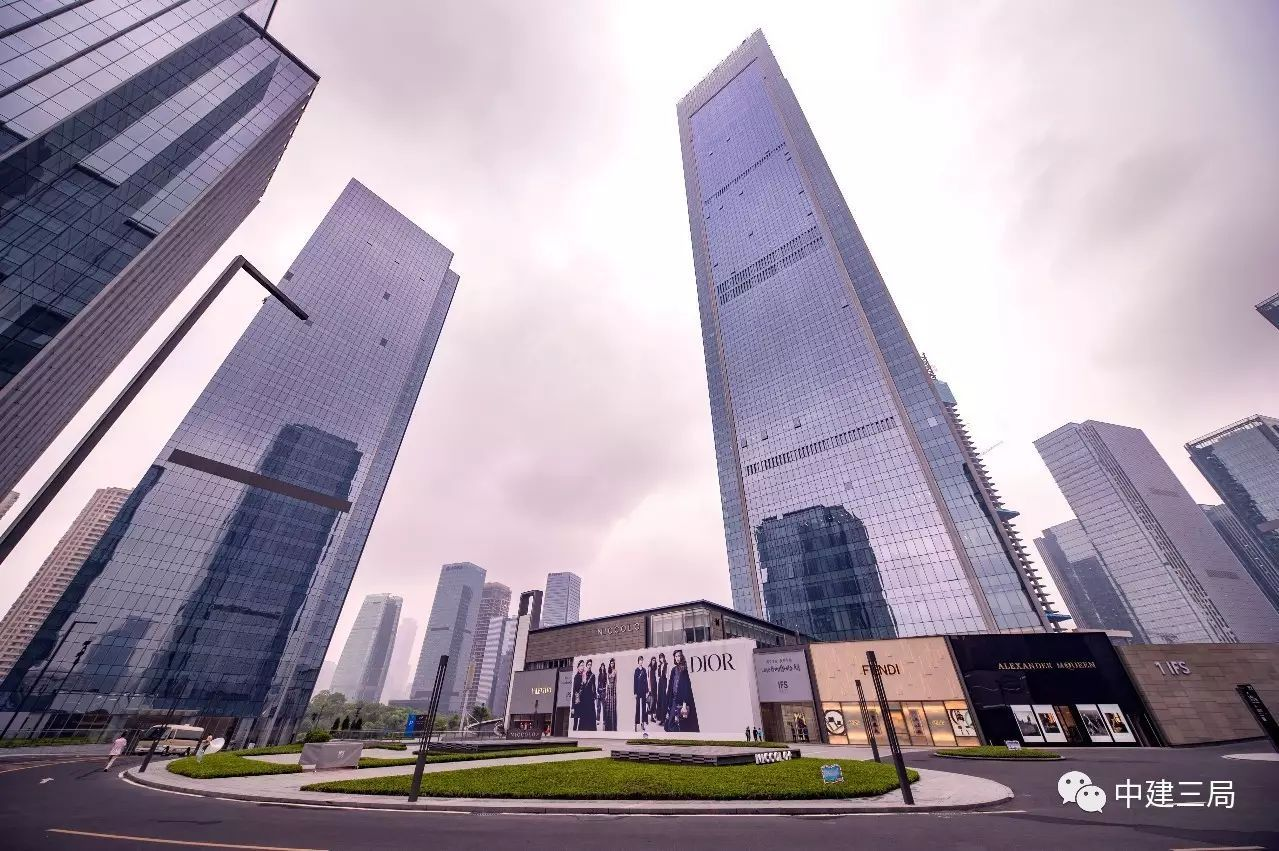 【聚焦】20个国际奢侈品牌强势入驻,重庆两江新区最大