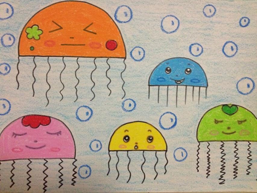 幼儿绘画基础知识大全,配精美范画图片