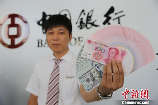 中国连续六个月增持美国国债 7月份增持195亿美元