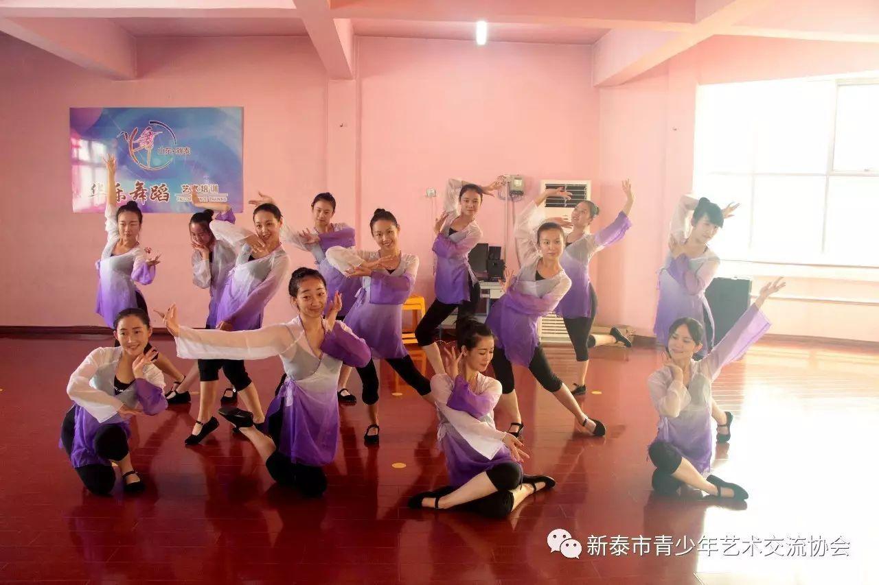 新泰华乐舞蹈课件见闻备课v舞蹈教师学校的我写学图片