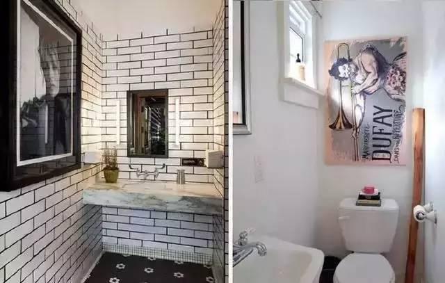 25款小户型卫生间,让5㎡的卫生间美哭你!