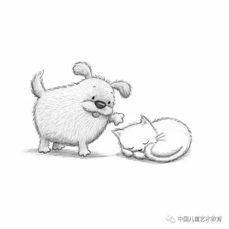 原创手绘萌宠系列