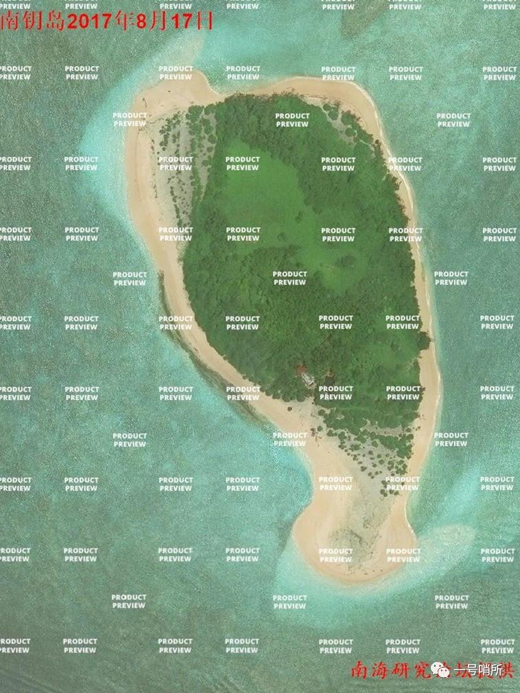 纤毫毕现!南沙9大岛礁最新高清照曝光
