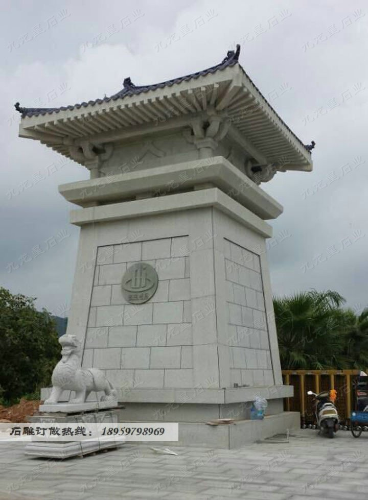 从记载来看,周朝就已经有了这种建筑,而到了汉朝,石雕汉阙构造多样,更图片