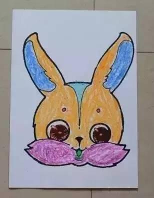 幼儿园中秋节创意手工制作教程,太全了!图片