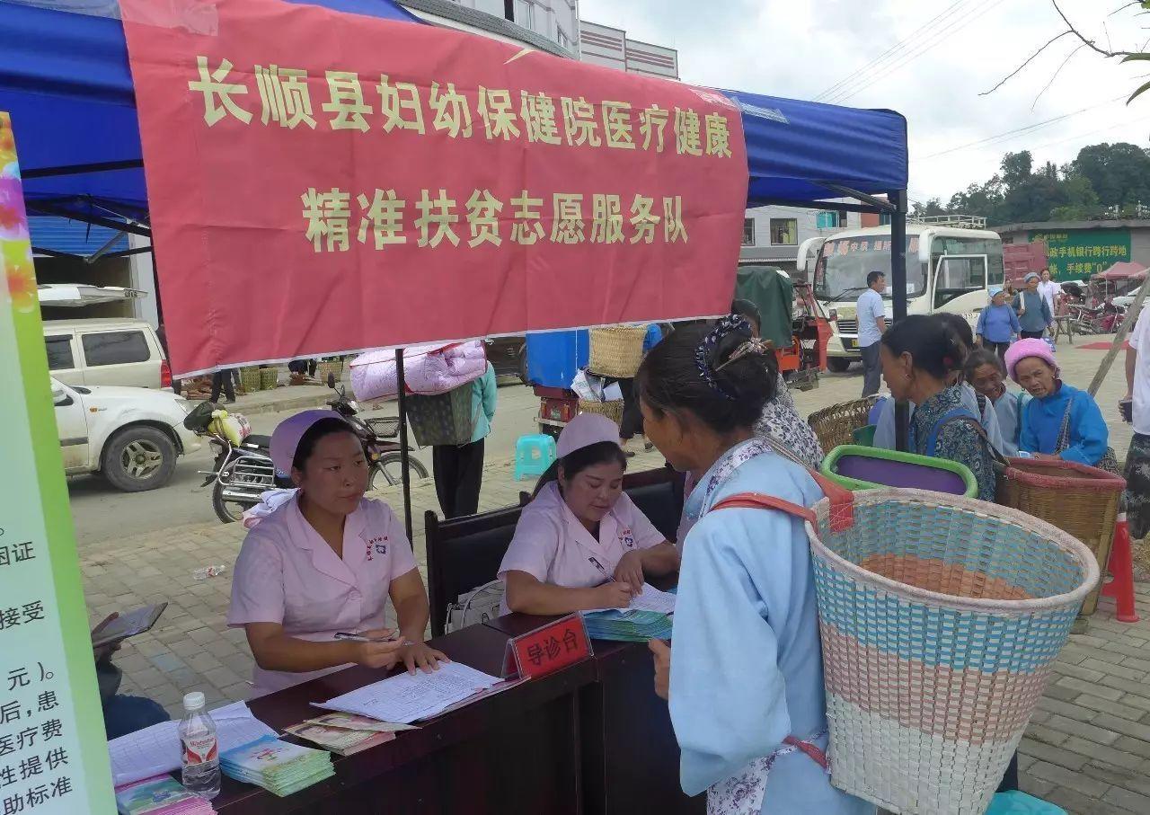 贵州省万名医师医疗卫生健康扶贫大型义诊巡诊活动