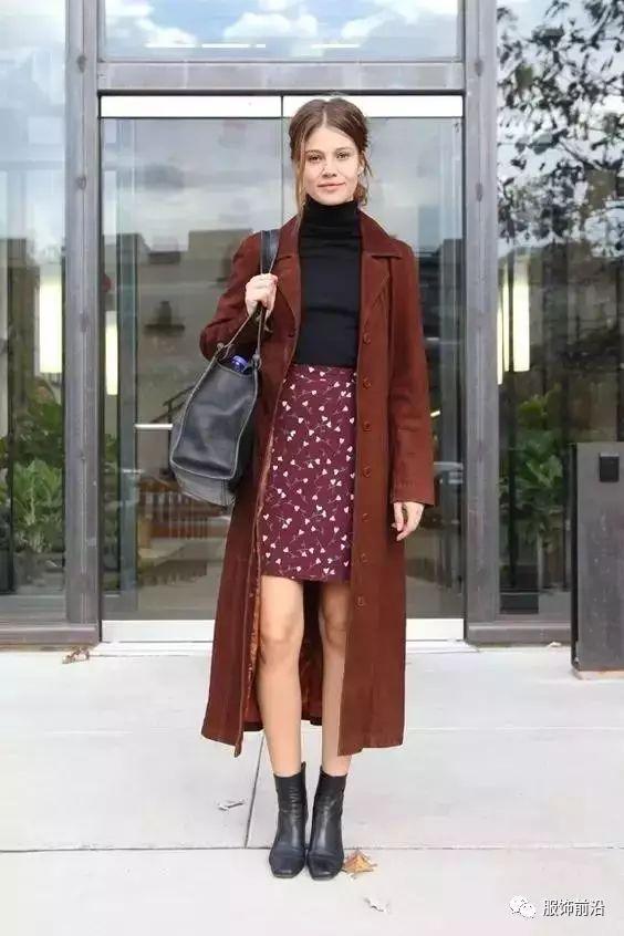 秋冬最高贵的颜色,你会穿吗?