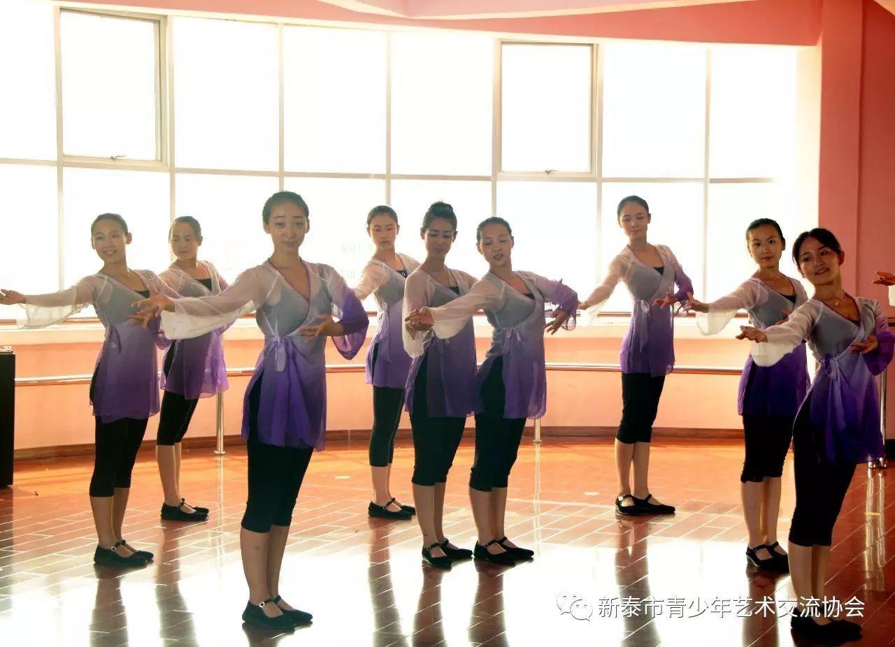 新泰华乐学校教案舞蹈备课v学校军体拳组训教师图片