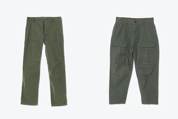 潮搭   还有比它更适合这个季节的裤装?我不信!