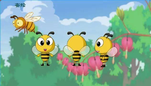 三座房子里的小蜜蜂 四月里,油菜花开了,黄灿灿的一片,远远看去,就像在厚厚的绿毯上铺了一层金子。 油菜花放出醉人的芬芳,诱惑着小蜜蜂们:勤劳的蜜蜂妹妹,快帮我授粉吧!我会给你们优厚的报酬,送给你们芳香的花粉和甜美的蜜汁。