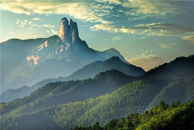 国庆还去什么凤凰张家界,不如去湖南这十大人少景美的冷门旅游地