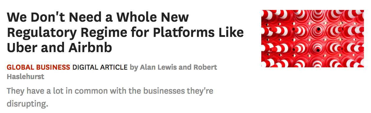 为求市场公平拆分科技巨头?不如与传统企业一视同仁|专栏