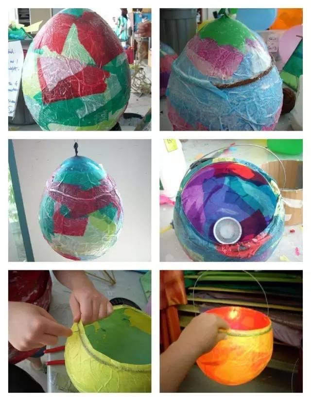 中秋节,教孩子做一盏别致的橘子灯笼吧|一杰手工