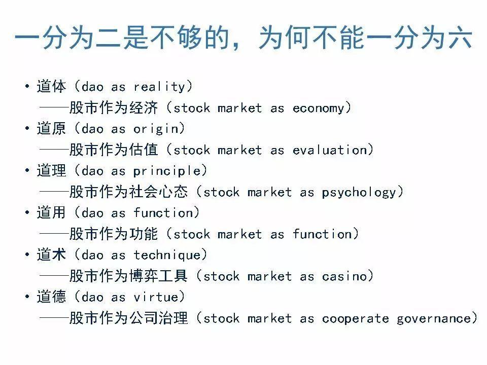 李迅雷:经济数据背后的财富密码