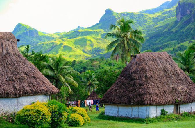 """亲子国庆游,暴走还是海岛""""瘫""""?去斐济说走就走!"""