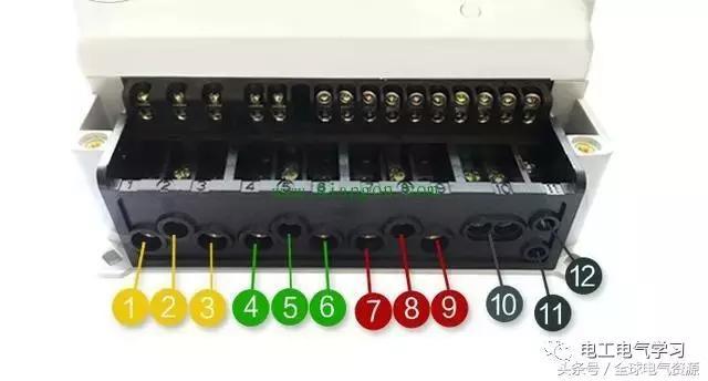 最全电表接线图,电工必备!