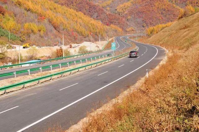 东北秋天最色公路,今年一定要去看看