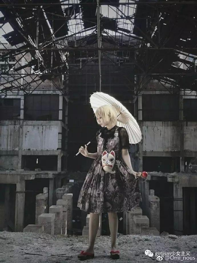 【搭配推荐】Lolita每日穿搭(2017.9.20)
