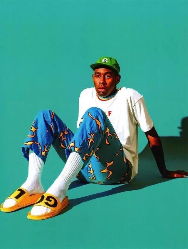 人物丨中国有嘻哈过后,我们带你来看看这个逗比Tyler的穿衣经