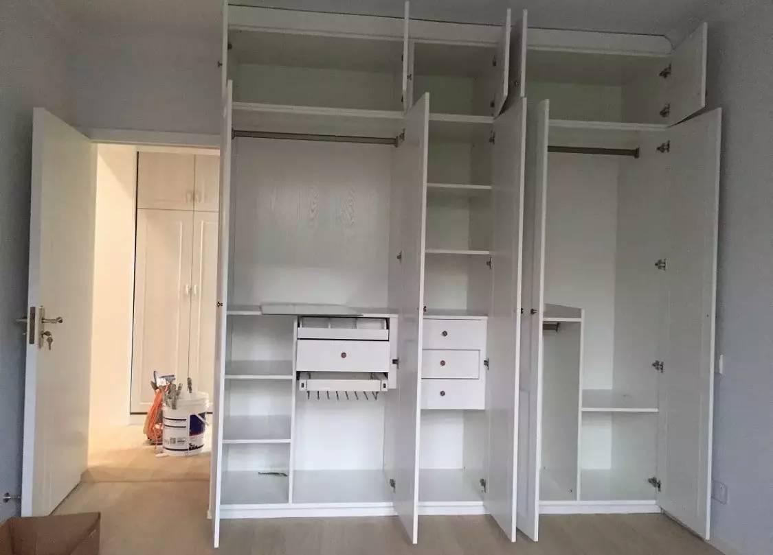 万家装|超全衣柜内部结构设计,让你家的衣柜更能装!