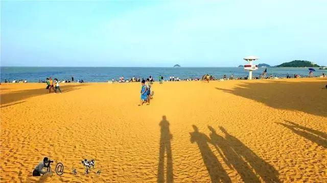 【国庆游】青岛黄岛金沙滩,崂山北九水,极地深海奇幻馆三日游560元