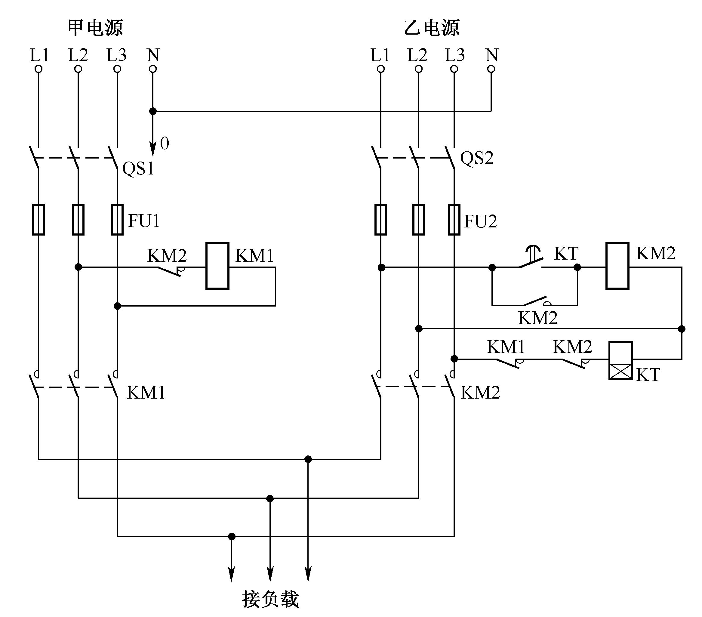 科技 正文  本文选自《超实用电工电路图集》 1.