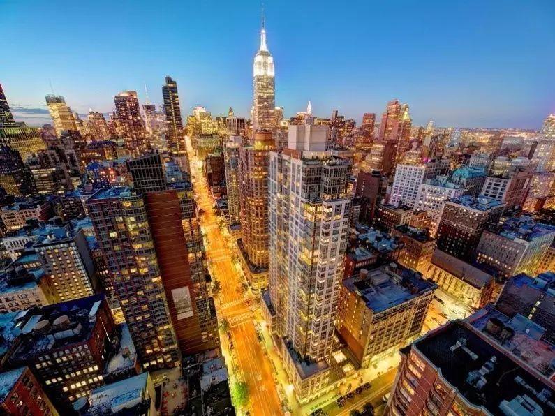 美国纽约金融中心