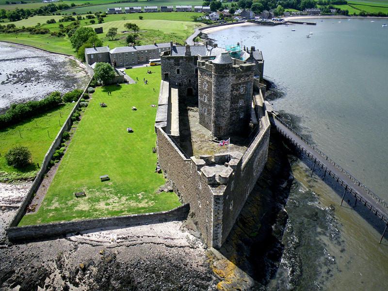 古战场传奇 苏格兰取景地巡礼地图详解