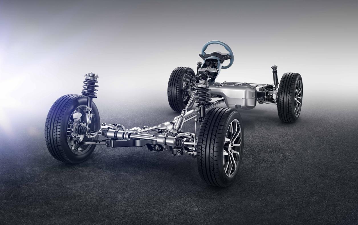 号称 5高 SUV,轴距2.8米,同级最强安全配置,16万封顶 搜狐汽车 搜狐网