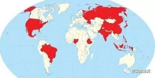 中国是人口大国_2020最新全球癌症数据出炉,中国癌症发病率 死亡率位居全球第