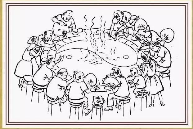 手绘熊猫绘本 通过各种各样的特色和方式,带他们体验天府文化,成都市